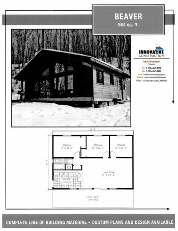 Innovative Construction Building Plan: BEAVER